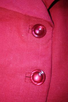 Gertie's New Blog for Better Sewing: Bound Buttonhole Tutorial