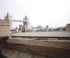 1999 Il Tower Bridge visto dalla Torre di Londra