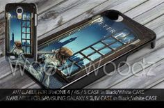 Wendy wait Peterpan in window movie Design for iPhone by WoowWoodz, $15.85