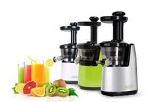 3 color we can choose, Greenis Slow Juicer F-9010. www.greenis.com.cn