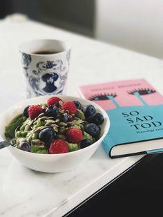 Lazy Sunday, Raspberry, Lunch, Snacks, Baking, Fruit, Breakfast, Desserts, Food