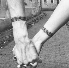 Matching Bracelets by Martynas Å nioka