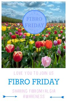 Fibromyalgia Awareness link up