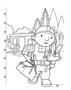 11 Best Tools Images Coloring Pages Coloring Books