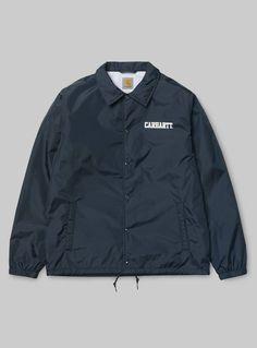 Carhartt WIP College Coach Jacket | carhartt-wip.com