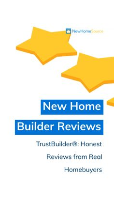 We are proud to be the best source in America for new home builder ratings and reviews submitted by real home buyers. #newhomebuilderreviews #customerreviews #wci #centexhomes #newhomesource Home Buying Process, Buying A New Home, New Home Source, Highland Homes, New Home Builders, New Homes, America, Learning, Studying