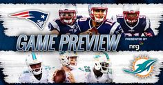 The Patriots return to Gillette Stadium for their home opener against the Miami…
