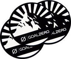 FREE GoalZero Stickers - http://freebiefresh.com/free-goalzero-stickers/