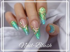 Clear Glitter Nails, Bling Acrylic Nails, Sparkle Nails, Best Acrylic Nails, Cute Toe Nails, Dope Nails, Fancy Nails, Trendy Nails, Acrylic Nail Powder