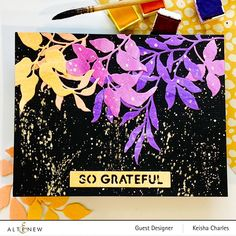 Add gorgeous leafy designs to your paper crafting projects with these lovely dies. This die set features 7 branches of leaves of various types and shapes. This set is great for adding a silhouette of foliage on your projects. It will also come in handy for creating flower arrangements on your handmade cards, scrapbook layouts, and journal pages. This die set contains 7 dies. Scrapbook Paper Crafts, Scrapbook Pages, Paper Crafting, Scrapbook Layouts, Scrapbooking, Punch Art, Flower Outline, Card Making Inspiration, Holiday Wreaths