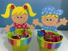 Ideas de Sorpresas para fiestas infantiles