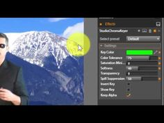 Pinnacle Studios Green Screen Tutorial 2015 - YouTube