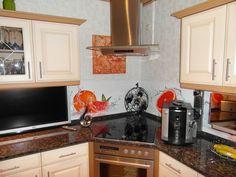 Küchenrückwand mediterran ~ Küchenrückwand mediterran apricot küchenrückwände