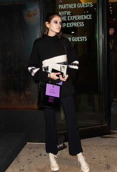 Presley Gerber, Kaia Gerber, Celeb Style, Celebs, Celebrities, Winter Style, Fashion Beauty, Winter Fashion, Normcore