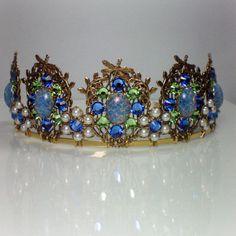 Bandanas, tiaras e coroas »Os arquivos de Anne Boleyn