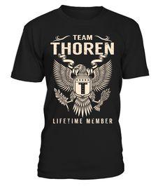 Team THOREN - Lifetime Member