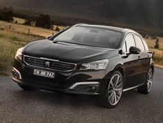 Peugeot 508 GT Touring '2015