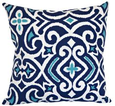 Mayan outdoor cushion cover | hardtofind.