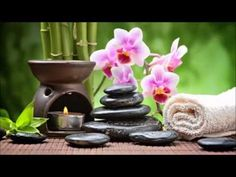 8 hours of relaxing relaxation music with an oriental flavor. Play on low volume in the background while chilling out, sleeping, studying or doing any other . Zen Background, Sleep Yoga, Yoga Youtube, Spa Night, Mind Body Spirit, Relaxing Music, Reiki, Create Yourself, Candle Holders