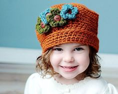 Sweet and Sassy Hat (All Sizes Included)