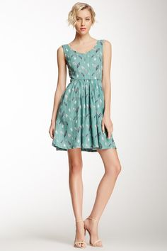 Leaf It To Me Dress by Knitted Dove on @HauteLook