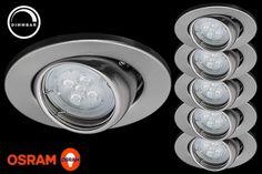 LED Einbaustrahler Set dimmbar Osram | Leuchtenmarkt