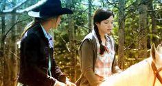 Amy and Georgie - Heartland Preview Season 9