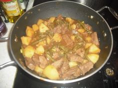 Gluten-free One Pot London Broil And Potatoes Recipe
