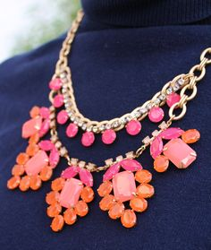 If there ever was a statement necklace.....