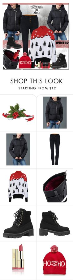 """SheIn X/7."" by lina-bovary ❤ liked on Polyvore featuring Kate Spade"