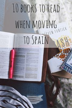 This article is for you if you love reading books. Prepare for your move with www.expatica.com/es