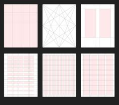grid kit page design construction grid system #layout #grid #GraphicDesign #gridsystem