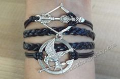 The Hunger GamesCatching fire Mockingjay inspired by Couplejewelry, $6.99