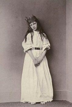 Alice Liddell by Lewis Carroll