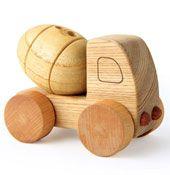 Soopsori Wooden Concrete Mixer @Colette Kids.    #madeintheusa #toys