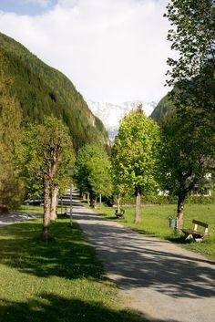 Gasteinertal Sidewalk, Spring, Winter Vacations, Summer Vacations, Bicycling, Hiking, Nature, Side Walkway, Walkway
