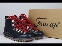 """FRACAP M120 """"Magnifico"""" Boots"""