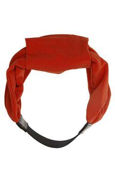 15 formas de llevar un turbante: lanvin para net a porter