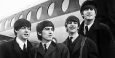 The Beatles arrive in the U.S.1964