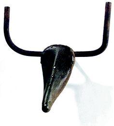 Picasso, Cabeza de Toro - escultura