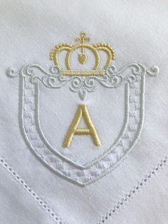 Items similar to Monogrammed Napkins / Cloth Napkins / Dinner Napkins / Linen Napkins / Table Linens / Personalized napkins / Wedding Gift / Hostess Gift on Etsy Monogrammed Napkins, Custom Napkins, Personalized Napkins, Linen Napkins, Cloth Napkins, Learn Embroidery, Embroidery Kits, Embroidery Stitches, Embroidery Designs