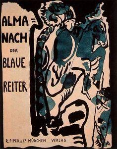 Pin su Arte del novecento #4 Blaue reiter