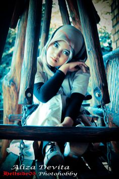 Model: Aliza Devita Taken by Hellside05 Loc: Nayla Art