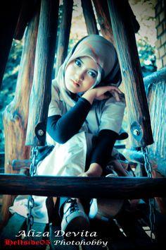 Model: Aliza Devita Taken by Hellside05 Loc: Nayla Art