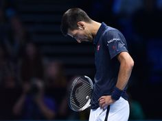 ATP Finals: 2016: Novak Djokovic defends his actions after hitting ball towards entourage during opening victory #