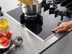 Re-doing your kitchen? Make a safe & stylish addition of Miele's Gas on Glass Hob: http://www.luxuryfacts.com/index.php/sections/article/3608