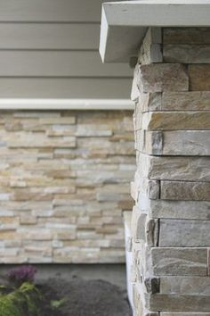 1000 Ideas About Stone Veneer Exterior On Pinterest