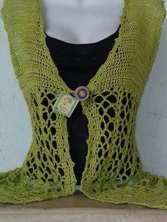 Camisa a crochet