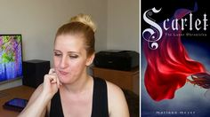 Book review of Marissa Meyer's Scarlet (Book #2 of The Lunar Chronicles)