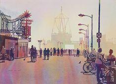 Names of American Watercolor Artist | Jean Grastorf, TWSA